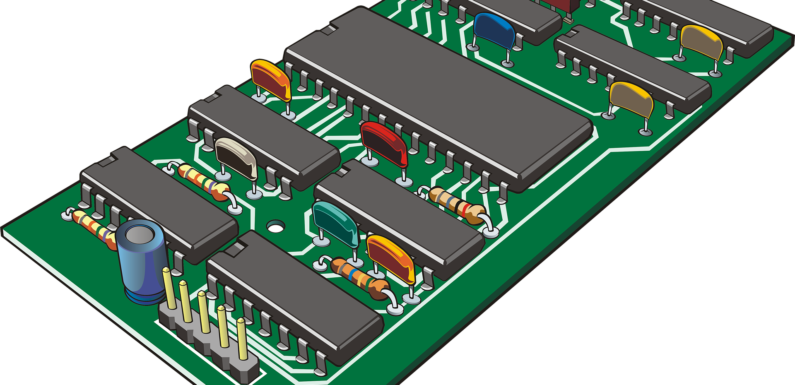 PROCESS OF PCB MANUFACTURING